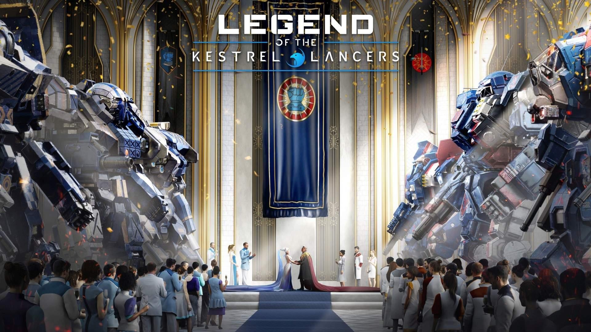 L'espansione Legend of the Kestrel Lancers in arrivo su MechWarrior 5: Mercenaries il 23 settembre