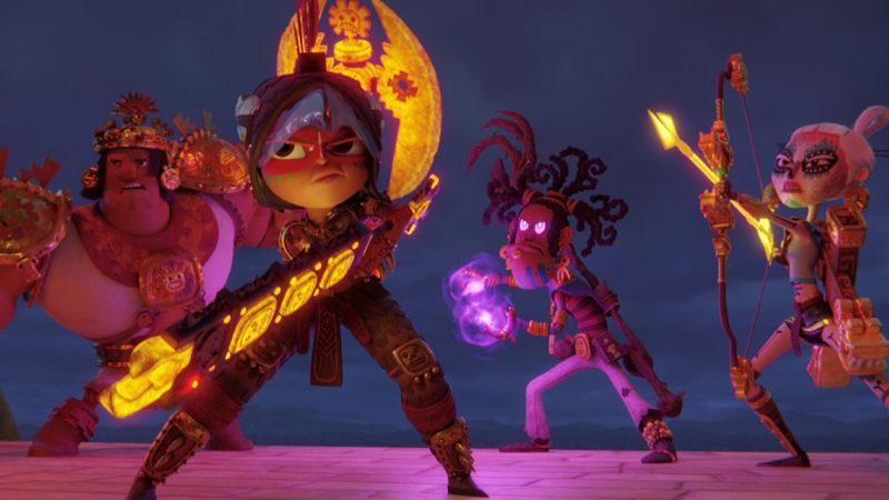"""Arriva il trailer ufficiale di """"Maya e i tre guerrieri"""""""