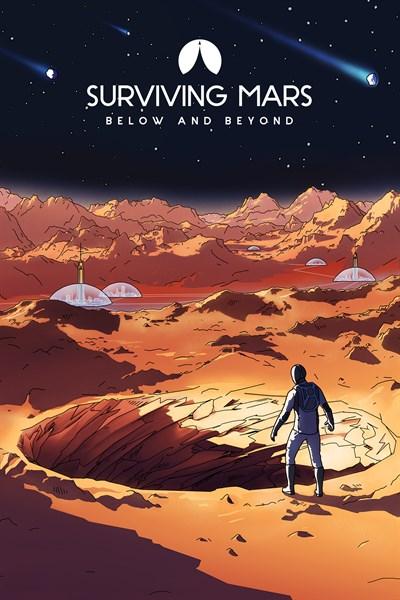 Sopravvivere a Marte: sotto e oltre