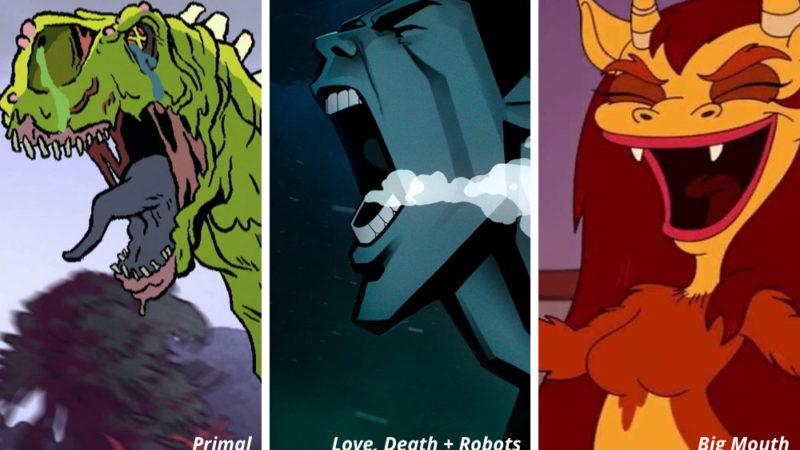 """2021 Creative Arts Emmy: """"Primal"""", """"Love, Death + Robots"""" si aggiudicano i migliori premi di animazione"""