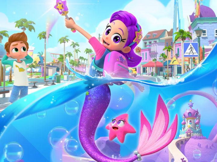 Rainbow Bubblegem – la serie animata cinese