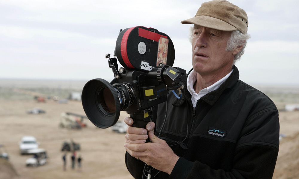 Roger Deakins riceverà il VIEW Conference Visionary Award 2021