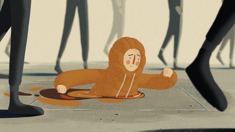 """""""Sinking Feeling"""" il cortometraggio per la prevenzione del suicidio"""