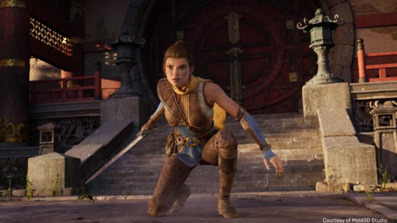 """Il cortometraggio """"Slay"""" di Unreal Engine di Mold3D uscirà con la condivisione dei personaggi"""