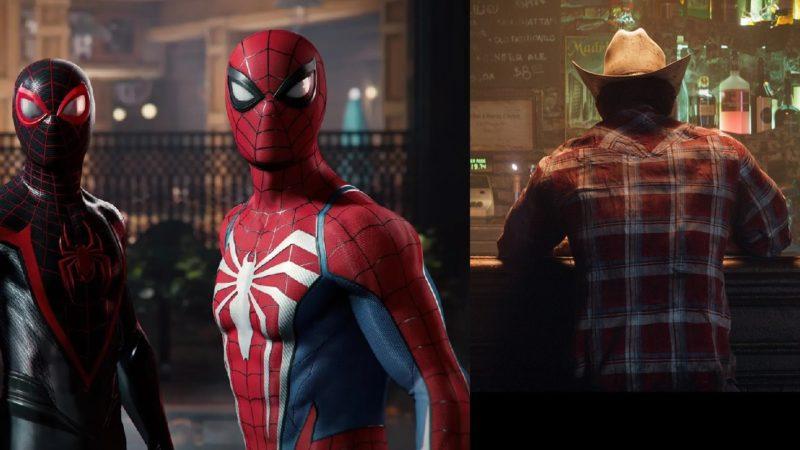 Annunciati i videogiochi per Playstation SPIDER-MAN 2 e WOLVERINE di Insomniac