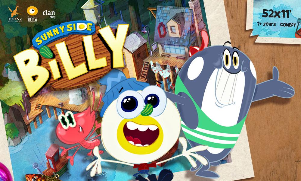 """La serie animata """"Sunnyside Billy"""" uscirà nel 2023"""