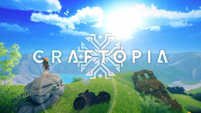 Il videogioco Craftopia disponibile con Xbox Game Pass