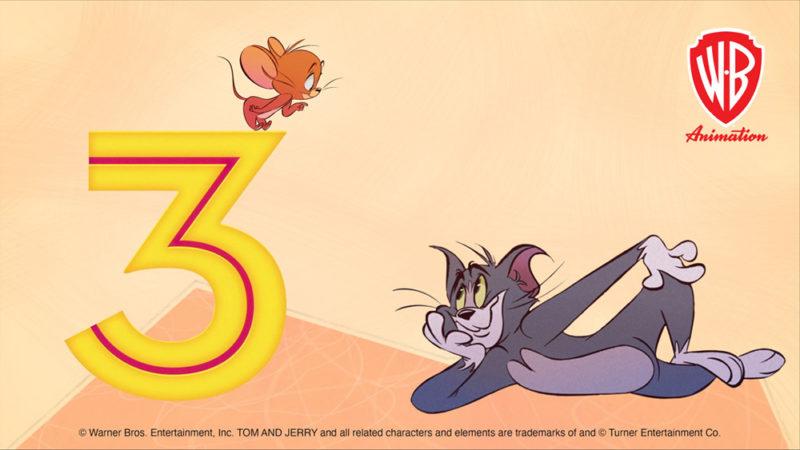 "Cartoonito dà il via libera a ""Tom & Jerry Time"" imposta le voci per ""Batwheels""e ""Naked Mole Rat"""
