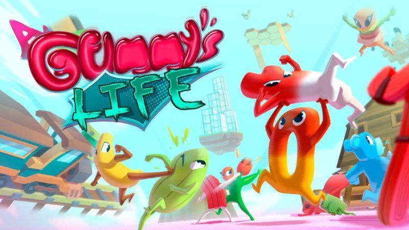 Il videogioco Party Game multiplayer A Gummy's Life è ora disponibile per Xbox