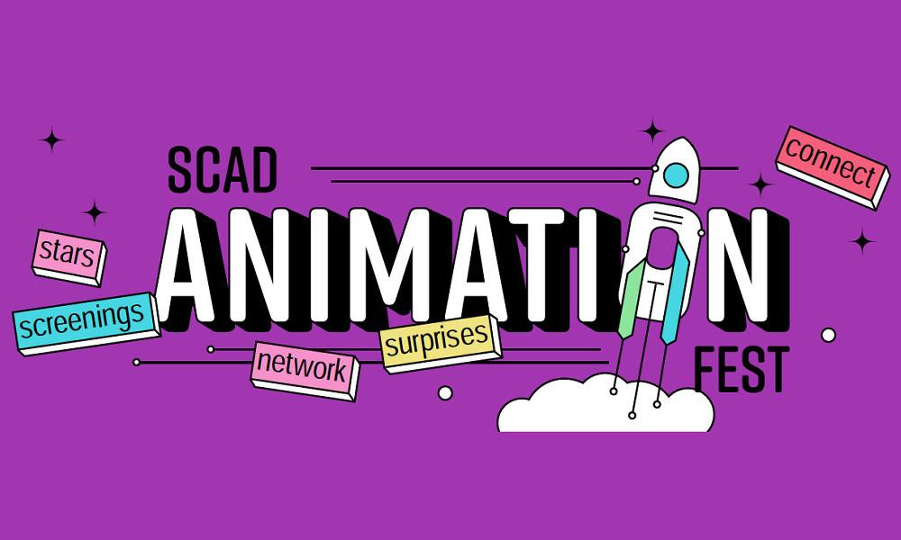 SCAD presenta il quinto festival annuale dell'animazione dal 23 al 25 settembre