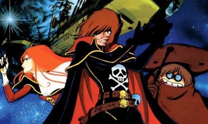 Capitan Harlock SSX – Rotta verso l'infinito – La serie anime del 1982