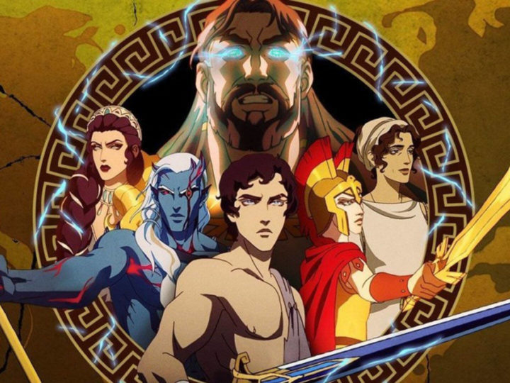 Blood of Zeus – La serie animata mitologica per adulti del 2020
