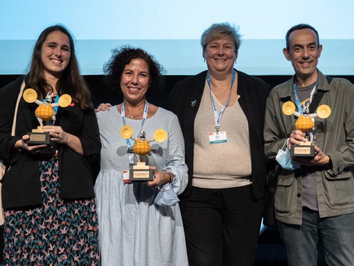 Ketnet, MIAM! e TAT Awards 2021 Cartoon Tributes