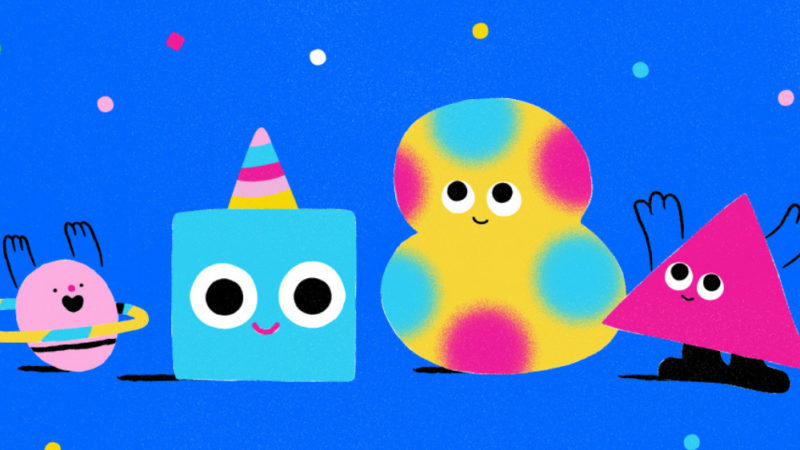 La festa di compleanno virtuale di Nito per celebrare il lancio di Cartoonito