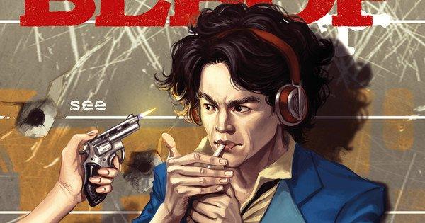 Titan Comics svela le copertine per il numero #1 dei fumetti di Cowboy Bebop