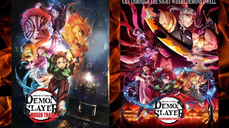 """""""Demon Slayer"""" raggiunge Crunchyroll e Funimation"""