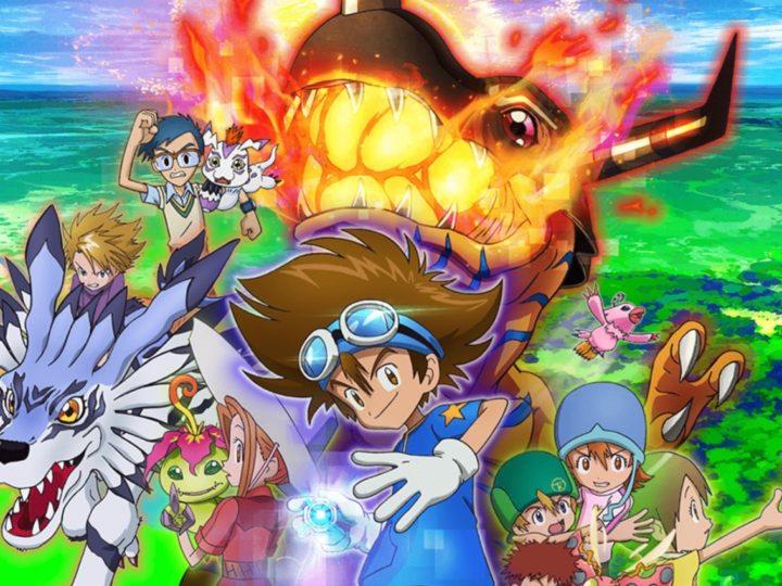 Digimon Adventure Reboot condivide l'anteprima del finale di serie