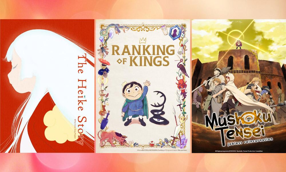 Slate Funimation 20+ titoli per la stagione autunnale