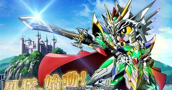 Il progetto SD Gundam World Heroes avrà una storia secondaria il prossimo inverno