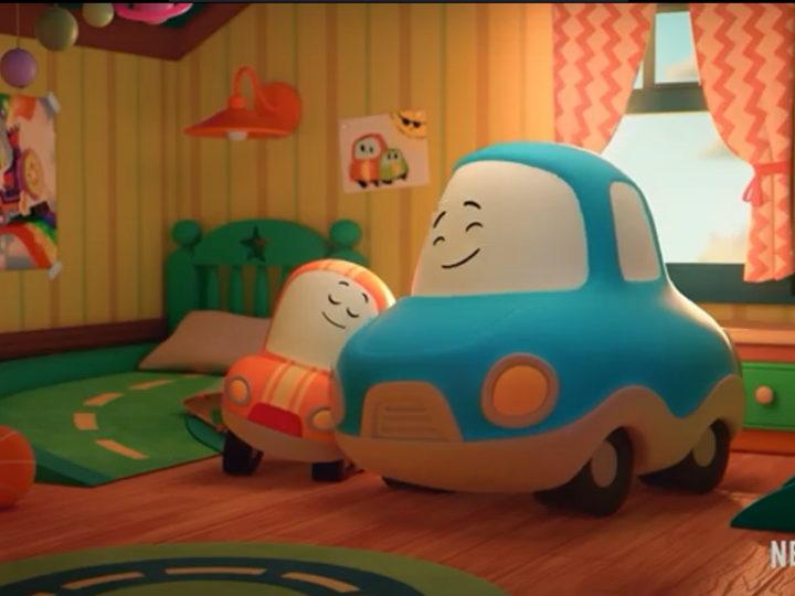 Go! Go! Cory Carson – La serie animata per bambini del 2020