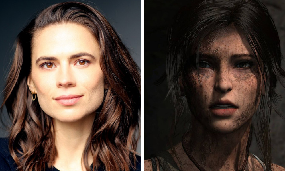 """La serie animata di """"Tomb Raider"""" su Netflix – Hayley Atwell la voce di Lara Croft"""