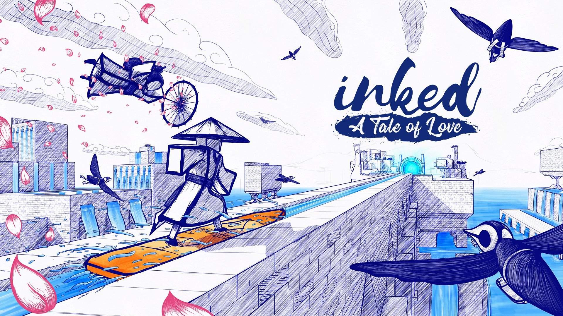 Inked: A Tale of Love il videogioco di un viaggio di amore e speranza
