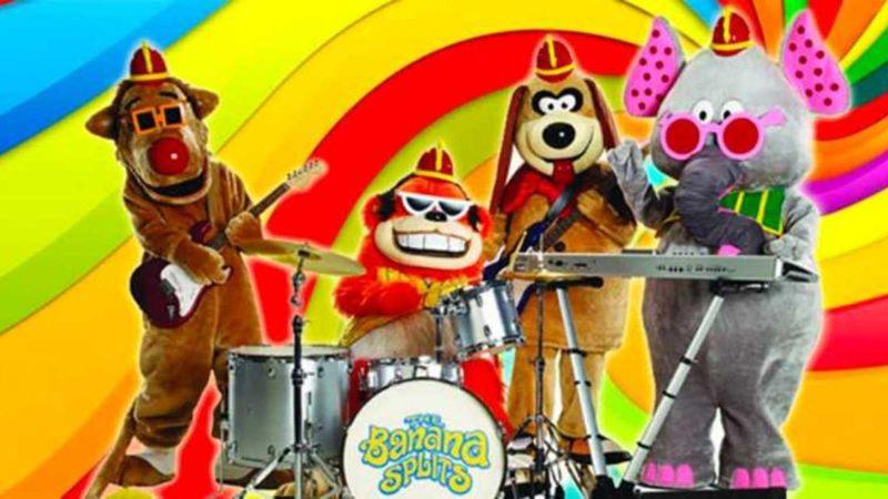Lo Show dei Banana Splits – La serie a pupazzi animati del 1968