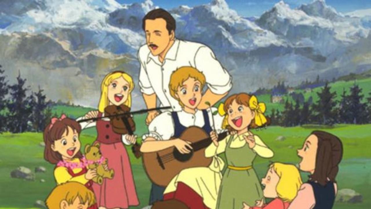 Cantiamo insieme – La serie animata del 1991