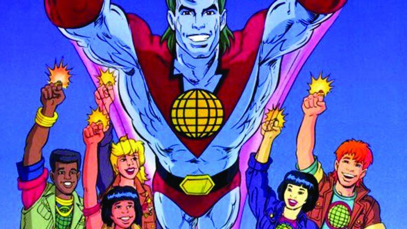 Capitan Planet e i Planeteers – La serie animata del 1990