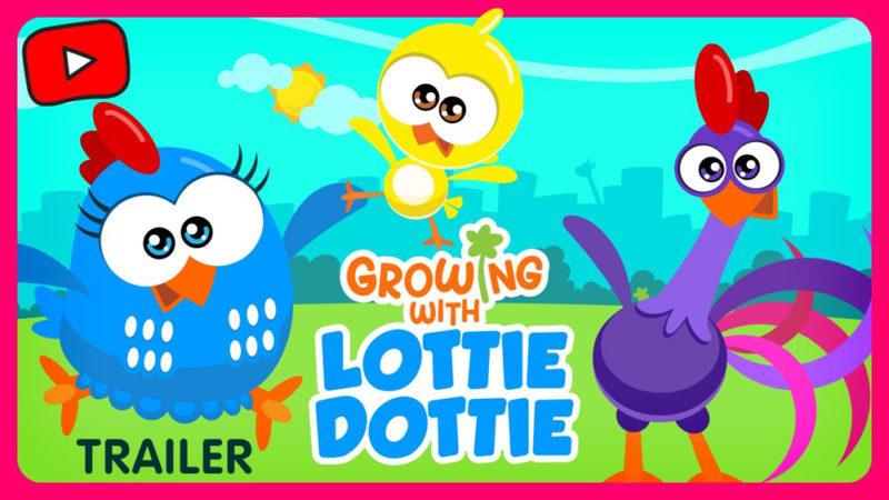Galinha Pintadinha la serie animata per bambini di YouTube Originals Kids & Family