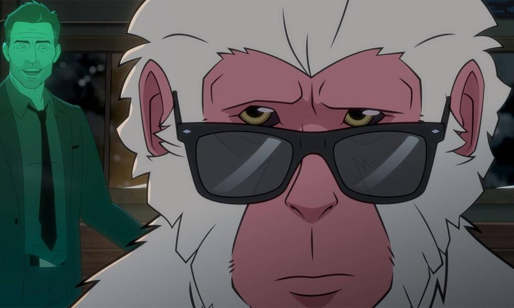 """Teaser: """"Marvel's Hit Monkey"""" si prepara per il debutto su Hulu"""