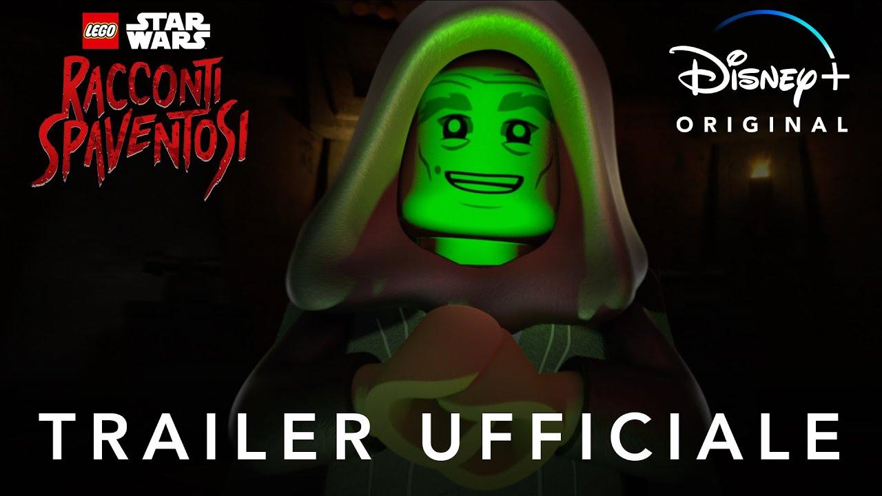 Trailer: LEGO Star Wars Racconti Spaventosi – In Streaming dal 1 Ottobre