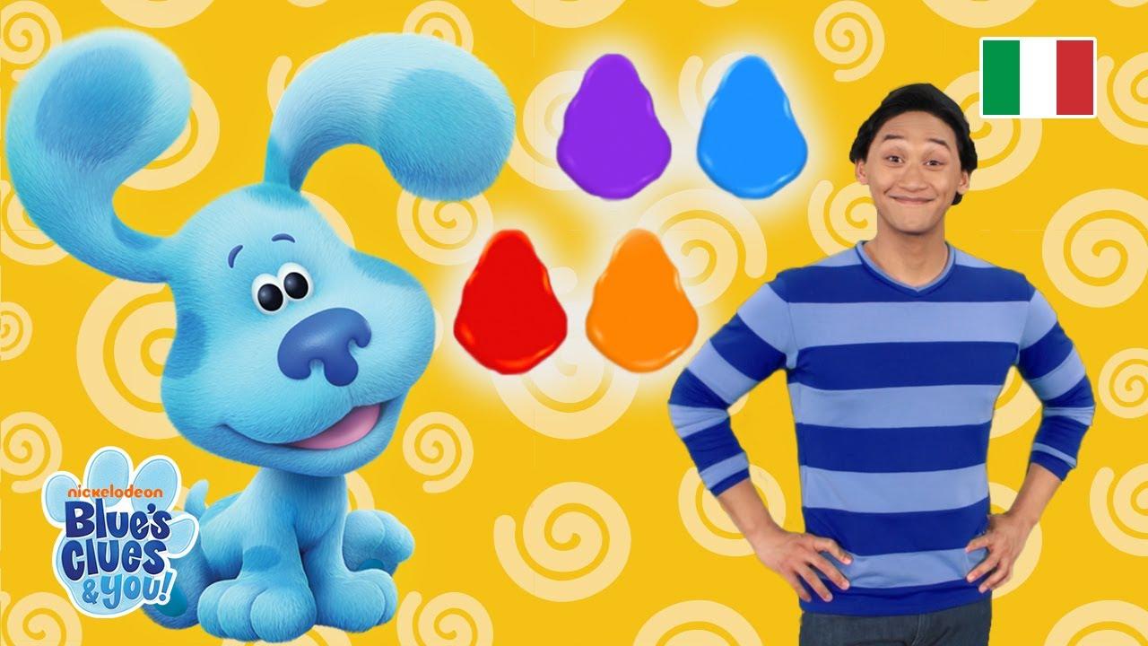 Blue's Clues&You – Dal 4 ottobre i nuovi episodi su Cartoonito