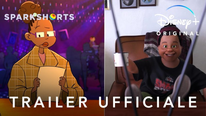 Disney+ | Pixar SparkShorts: Vent'anni e Nona – Trailer Ufficiale