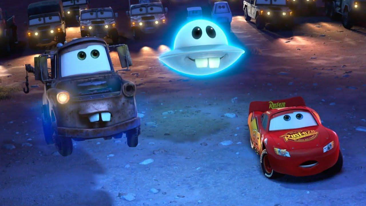 Guarda il video di Cars: Cricchetto salva Fricchetto da cars Toons