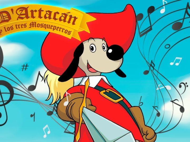 D'Artacan – La serie animata del 1981