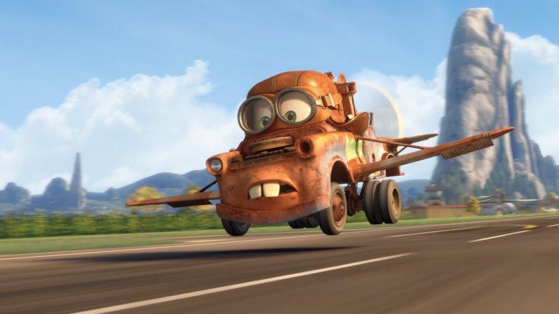 """Guarda il video di Cars Toons – """"Cricchetto impara a volare!"""""""