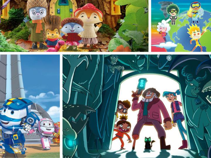 Le ultime novità sulle serie animate mondiali