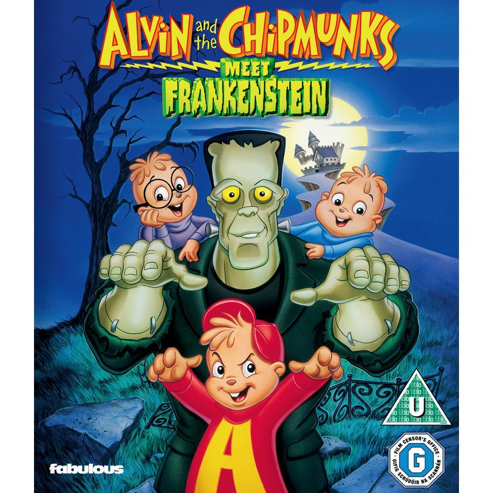 Alvin e i Chipmunks incontrano Frankenstein – Il film del 1999
