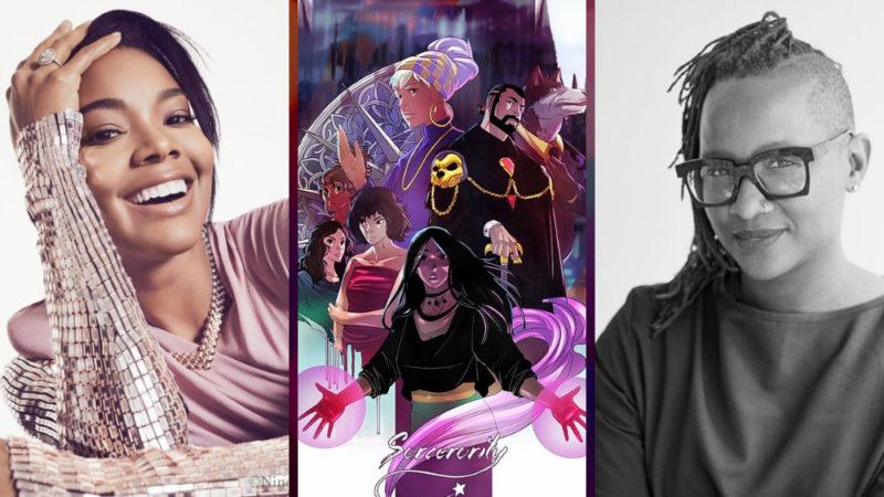 """Gamechanger collabora con Gabrielle Union, Taraji P. Henson per adattare """"Sorcerority"""""""