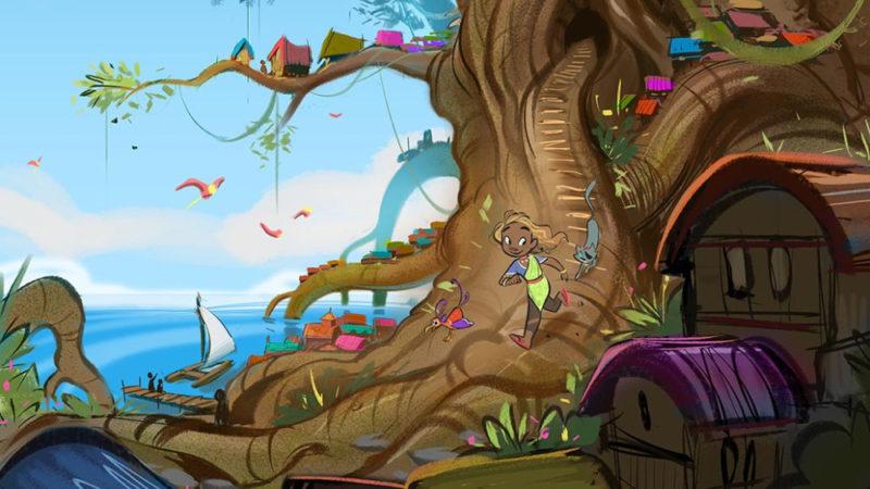 """Cloth Cat si assicura l'epica MegaGrant per la serie animata e il gioco """"Tamara's Family Tree"""""""