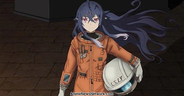 Irina: The Vampire Cosmonaut – La serie anime  a ottobre su Funimation