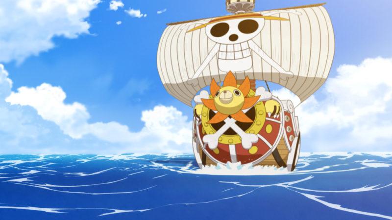 """Toei e Fathom festeggiano il millesimo episodio di One Piece con il film """"Strong World"""""""