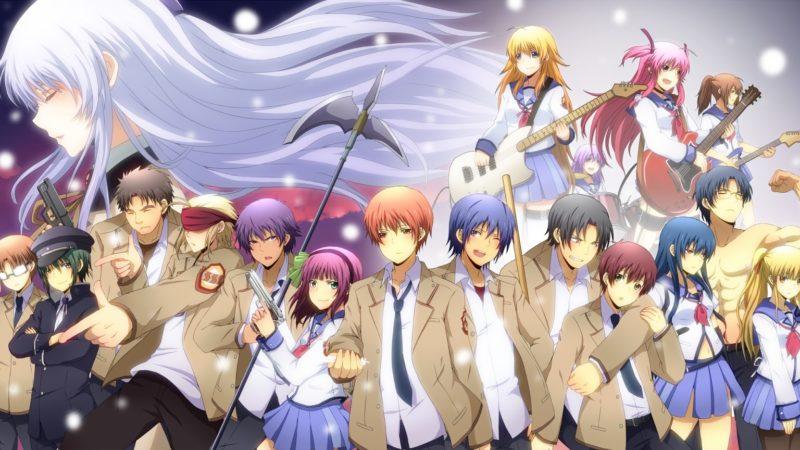 Angel Beats! – La serie anime del 2010