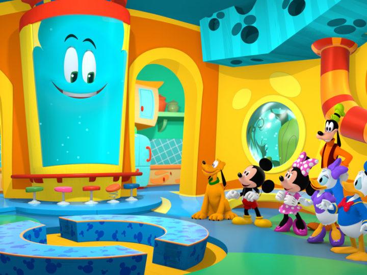 """Disney Junior rinnova il contratto di locazione di """"Mickey Mouse Funhouse"""" per S2"""