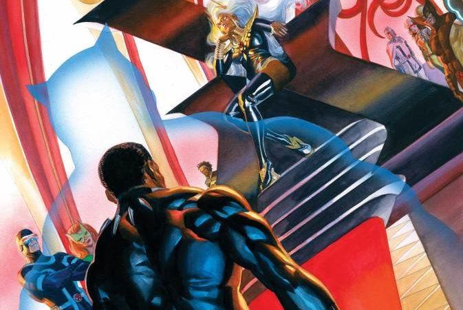 La Marvel celebra il traguardo del 200° numero di BLACK PANTHER questo gennaio