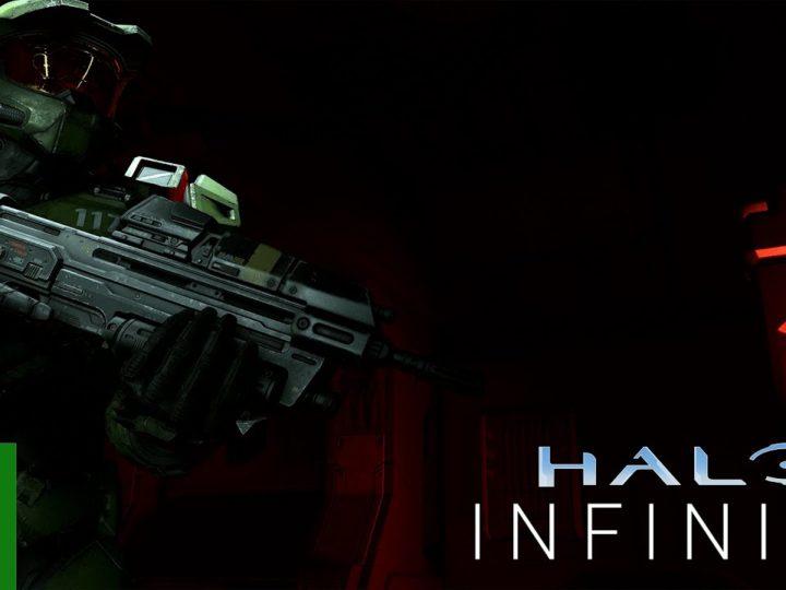 Guarda: video di panoramica della campagna di Halo Infinite
