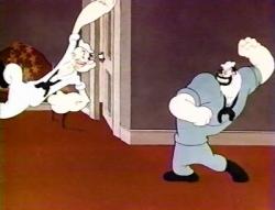Le avventure di Braccio di Ferro (How Green is My Spinach) – Il cartone animato del 1950