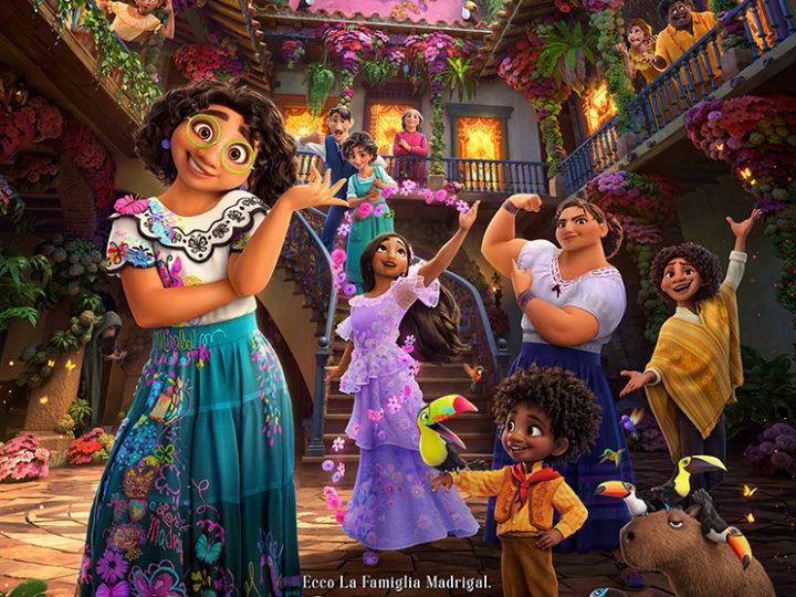 I doppiatori italiani del film di animazione Disney Encanto