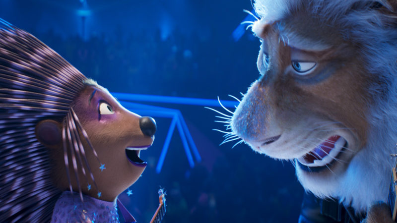"""Il film di animazione """"Sing 2"""" in prima mondiale all'AFI Fest"""